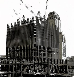 Building the WTC